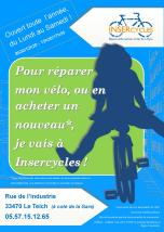 Affiche Insercycles